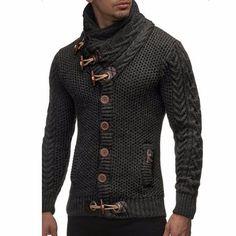 Cardigan Masculino Match Fashion