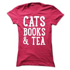 Cats, Books and Tea