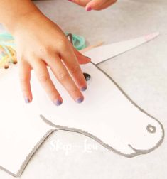 Make a unicorn stick horse for hours of fun! Just like a hobby horse but better because it is a cool unicorn. Unicorn Crafts, Horse Crafts, Animal Crafts, Unicorn Hobby Horse, Eye Stencil, Horse Template, Unicorn Eyes, Stick Horses, Unicorn Printables
