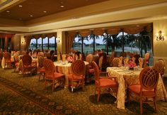Legends Dining Room - Gleneagles Country Club (Delray Beach, Florida)