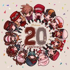 Pokemon Game chibis ahh so cute X3