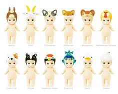 Sonny Angel Minifigure animal series 4