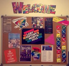 Discover recipes, home ideas, style inspiration and other ideas to try. Lgbt Center, Ra Bulletins, Pride Quotes, Ra Bulletin Boards, Lgbt History, Rainbow Connection, Rainbow Aesthetic, Book Themes, Health Education