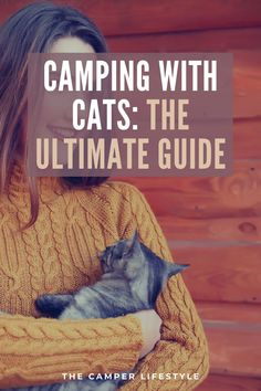 Think camping and cats don't quite mix? Well, think again! If you are thinking about taking your kitty on camping, backpacking, or hiking trip, there are a few things you should know. Felines can be a fantastic, yet tricky, bunch to adventure with, so planning is everything when it comes to heading outdoor with your cat. Read our ultimate guide to camping with cats to get all our awesome tips and a list of all the Essential Cat Camping Supplies. #AdventureCats #backpacking #hiking #camping Cat Camping, Camping With Cats, Kayak Camping, Camping And Hiking, Camping Tips, Backpacking Tips, Hiking Tips, Hiking Gear, Hiking Backpack