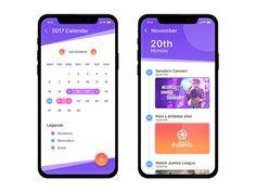 Calendar App by Tasun Prasad