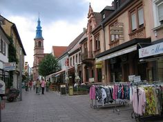 Schwetzingen, Germany. lived here for two months with my dad