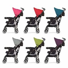 Color Swap Canopy Accessory For Monroe Stroller by JJ Cole Collections #baby #maternity