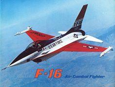 General Dynamics YF-16