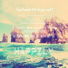 happily by one direction| edit credit @Sarah Chintomby Bright