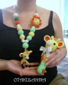 Ideal para hacer un regalo absolutamente perfecto para un recién nacido, realizado a mano en crochet ¡No lo busques en tienda, no existe! es un producto exclusivo de Otakulandia.