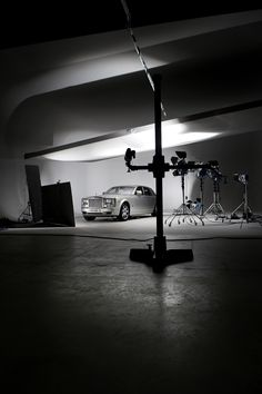 #RollsRoyce #studio #lighting. Tim Wallace: Car Photography.