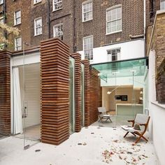 Duncan Terrace, London, by DOSarchitects.