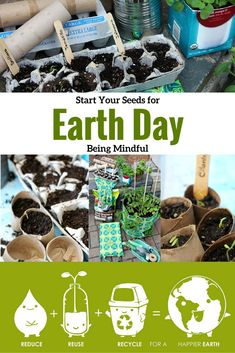 Earth Day: Starting Your Garden in a Mindful Way
