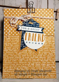 Stamping in Dixie: Stampin Friends It's all about Spring Blog Hop!