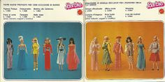 Booklet Barbie 1977 Italy pagg 13-14