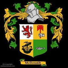 Mcdonald crests' - - Yahoo Image Search Results