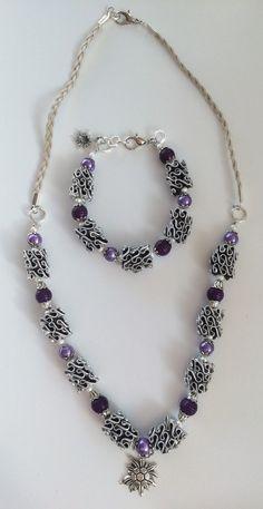 Schmuck · Halsketten in dieser Art kosten ca. Fr. 52.00 und das Armband  dazu Fr. 50082a3faf