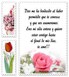 frases románticas para mi novia,mensajes de amor para mi novia: http://www.consejosgratis.es/lindas-cartas-para-decirle-al-hombre-que-amo/