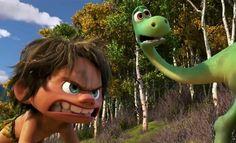 O Bom Dinossauro – A Beleza de Uma Amizade Nada Convencional