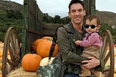 Meet Wolf Rhys Meyers - Take A Look At How Mara Lane And Jonathan Rhys Meyers' Son Is Growing Up | eCelebrityMirror Jonathan Rhys Meyers, Celebrity Babies, Growing Up, Sons, Take That, Celebrities, Outdoor, Outdoors, Celebs