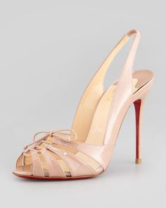 STUNNING!     I'd break my ankle, skin my knees and then have to explain to starving children in Africa why I needed to spend this much on shoes!