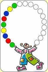 Patterns About Colors Preschool Circus, Circus Crafts, Preschool Education, Kindergarten Worksheets, Preschool Crafts, Educational Activities, Preschool Activities, Theme Carnaval, Math Patterns