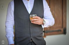 Great waistcoat - Clean lines and elegant! Captured by Inecke Photography