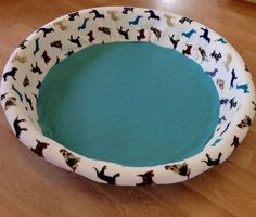 Whelping Box/pool Cover.  Use pool noodles around with plastic cable ties. They…