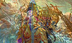 Anaranya was a great and upright king of Ikshvaku and Ayodhya. According to the Ramayana, whenever Ravana challenged the kings, they would surrender even before the war.