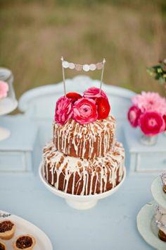 maple glazed coffee cake