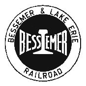 Bessemer and Lake Erie Railroad  1897 - present.  In 2004 the B&LE came under the ownership of the Canadian National Rwy. when CN acquired  Great Lakes Transportation LLC.