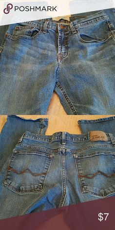 Jeans Barely worn 29x30 Wrangler Jeans Slim Straight