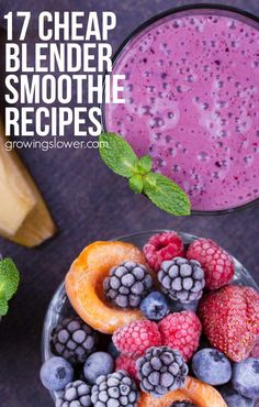 Smoothies are one of my favorite healthy habits that give me a healthy boost of…