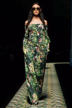 Kenzo Spring Summer Ready To Wear 2013 Paris