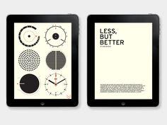 Quality Digital Magazine on App Design Served