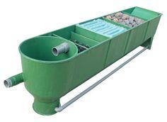 This Aqua Art product page describes Litek filter systems. Shrimp Farming, Fish Farming, Aquaculture Tanks, Pond Filter System, Natural Swimming Ponds, Aquarium Stand, Pond Filters, Farming System, Filter Design