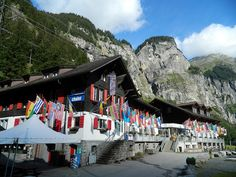Kandersteg, went with 1st Gobowen Scout group in 2013