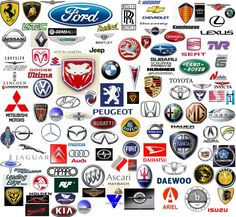 car dealer logos