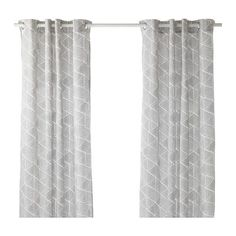 NUNNERÖRT Curtains,