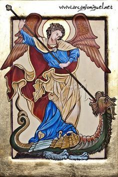 Catholic Art, Catholic Saints, Religious Art, Michael And Lucifer, St Michael Tattoo, Crying Angel, Angel Protector, Peaky Blinders Wallpaper, Paint Icon