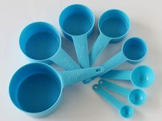 Measuring cup set is an important utensil to have in the kitchen and it is always recommended to use it for all new recipes that you are trying.