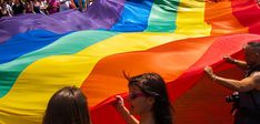The Totally True Story Behind The First American Rainbow Flag