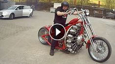 Radial Engine Strapped To A Motorcycle! - This construction brings insanity to the world of two wheels as an airplane radial engine is strapped to a motorcycle to cr Vintage Bikes, Vintage Motorcycles, Custom Motorcycles, Custom Bikes, Honda Motorcycles, Cars And Motorcycles, Chevy Jokes, Motorcycle Engine, Motorcycle Men