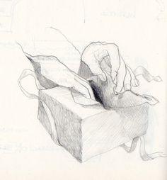 ilustración para bitácora de investigación en artes