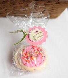 Sugar Cookie Favor