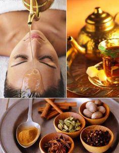 Masaje con aceites esenciales y pindas aromáticas Abhyanga Ayurveda
