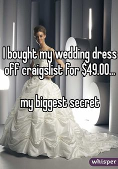 14 Outrageous Wedding Secrets You Can Totally Relate To
