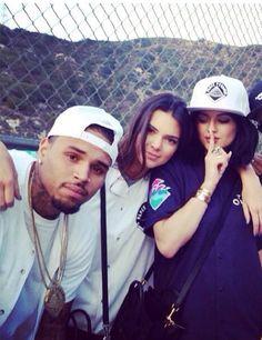 CB, Kendall, Kylie