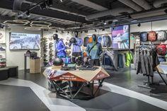 La Flagship Store de The North Face en Londres