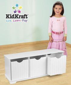 KidKraft Nantucket Storage Bench 14564